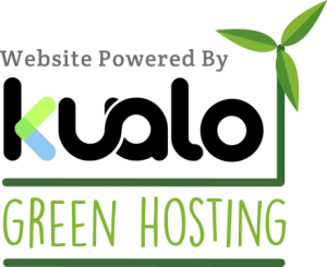 Website powered by Kualo Green Hosting - affiliate link