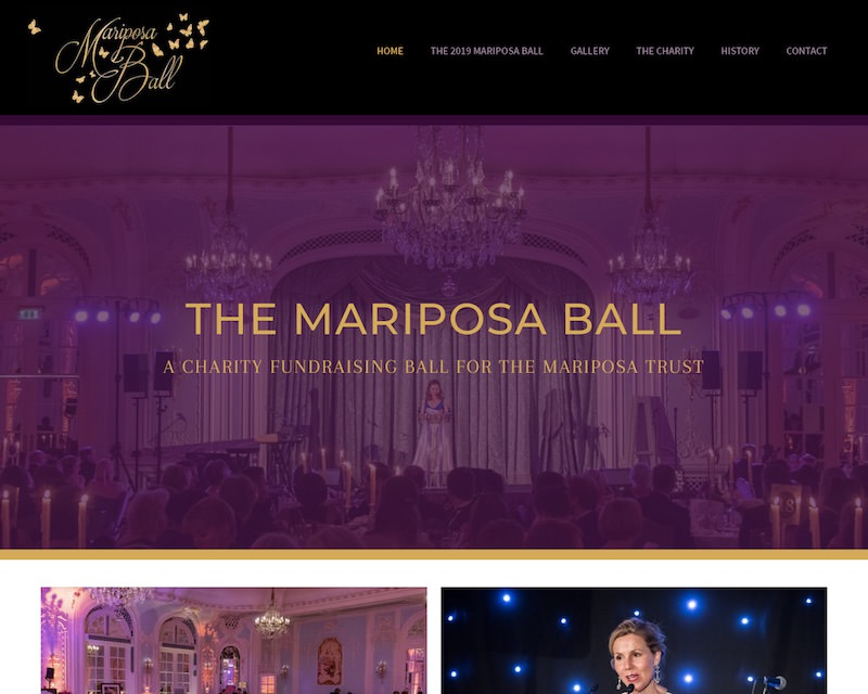 The Mariposa Ball