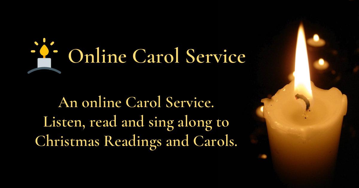 Online Carol Service